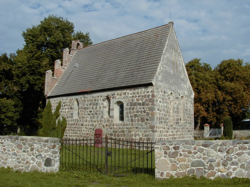 Kirche 1250