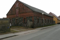 ehem. Schmiede, Stellmacherei 1820
